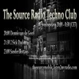 The Source Radio Techno Club 20141105