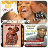MOTHERS DAY ON SINGALONG SUNDAY  3 HOURS OF MUMMY TUNES PT1