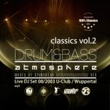 Atmosphere CLASSICS vol.2 (mixed by Spinbreak)