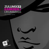 ZuluMix 32: Top Liquid Drum&Bass Mix for Radio Couleur 3 (2010)