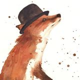Urban Fox - 17th March - Hour 2