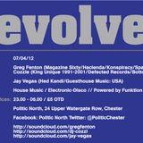 Greg Fenton 04/12 Mix