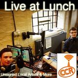 Pat & Ben - 29/03/14 - @CCRLiveatLunch - Live at Lunch - Chelmsford Community Radio
