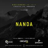 NANDA . CIRCUITO LIVE 006. Global Mixx Radio. Candelaria Live