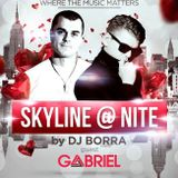 Gabriel Del Live @ Skyline At Nite - Club Cosmo/Sofia/Bulgaria 14-02-2014