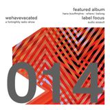 #whv014 | 19-01-2014 | Audio Assault | Hans Bouffmyhre - Where I Belong