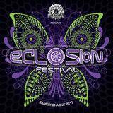 D.Rec - Live Mix @Eclosion  Festival 2014