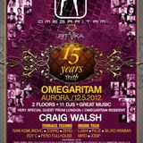 Flashback! Mix for 15th Anniversary of Omega Ritam Party by. Edy C.