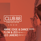 2016.11.04 - Amine Edge & DANCE @ Club 88, Campinas, BR