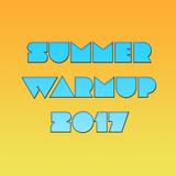 Summer Warmup Mix 2017