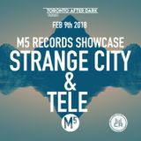 Strange City & Tele @ M5 Records Showcase