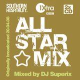 1Xtra All Star Mix - April, 2008