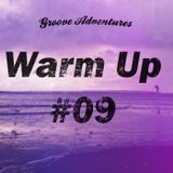 Warm Up #09 - Deep House Mix (Live)