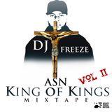 King Of Kings Mix Tape Vol II - DJ Freeze