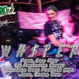 Whisper - Bamboo Bass Festival Mix 2016