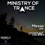 Ministry Of Trance Messa B2B Andrew Crown