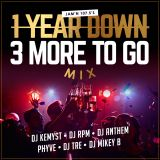JAM'N 107.5 1 YEAR DOWN 3 MORE TO GO NYE Mix Set 1