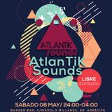 "AtlanTiK Sounds ""Post KEROXEN"" Bunker Bar 06-05-17"