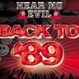 Backto89 promo mix pt2 - HearnoEvil Xmas party at Ravens - Clifftown rd Southend on sea 15-12-2018