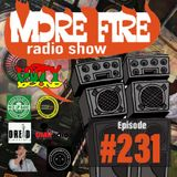 More Fire Radio Show #231 Week of August 24th 2019 with Crossfire from Unity Sound