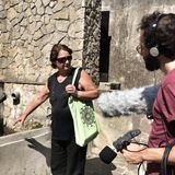 Nicola Di Croce - Performance Recorded in San Cipriano Picentino (SA), Italy - September, 4, 2015