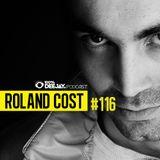 100% DJ - PODCAST - #116 - ROLAND COST