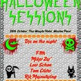 live@the haloween weaver sessions 26/10/2012