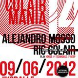 Colairmania #14: Alejandro Mosso