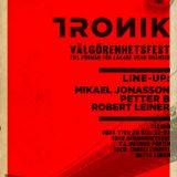 Robert Leiner dj at Tronik 20131220