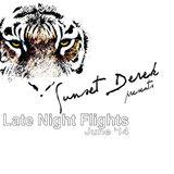 SUNSET DEREK pres. LNF show // June '14