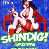 Shindig Presents! A Vintage Christmas Mix