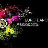 DJ FACUNDO ABRAS - EURO DANCE MIX - 2014