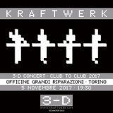Kraftwerk - OGR, Torino, 2017-11-05 [Early Show]