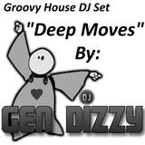 Gen Dizzy - Deep Moves Mix @ 432Hz
