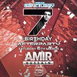 Amir Hussain - LIVE @ Trance Sanctuary 7th Birthday, London (2018-03-10)