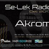 Akrom - Se-Lek Radio 15th Dec 2017