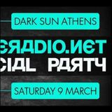 Darkwaveradio Party @Dark Sun Club Athens - 09 03 2019