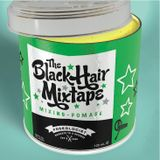 The Black Hair Mixtape - Fadeologist - Mixed by DJJAMAD - Cover by Rick Daniel of  Design Shed