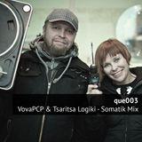 VovaPCP & Tsaritsa Logiki - Somatik Mix For Quejournal.org