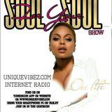 Dee Lite's Soul 4 Your Soul Show Weds 11th Jan 2017 on uniquevibez.com