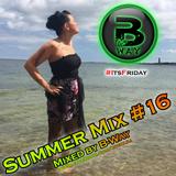 Summer Mix #16 mixed by B-Way