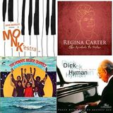 WHYR JAZZ: Gifts & Messages 4/15/2017 Show 266
