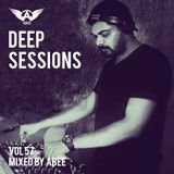 Deep Sessions - Vol 57 # 2017 | Vocal Deep House Music ★ Mix by Abee