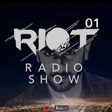 Frankyeffe presents Riot Radio Show - 001