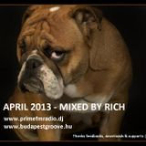 April 2013 Mixed by Rich