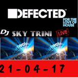 Defected HOUSE MIX VOL 1 MIX BY DJ SKY TRINI