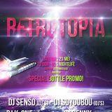retrotopia dj senso at ojs 23/05