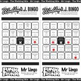 Wedding D.J. Bingo - The Wedding Mix