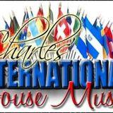 Live for Charles International House Music Program. October 31th 2014