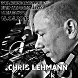 Chris Lehmann - WarmUp Podcast 16.04.2016